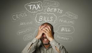 غلبه بر مشکلات مالی