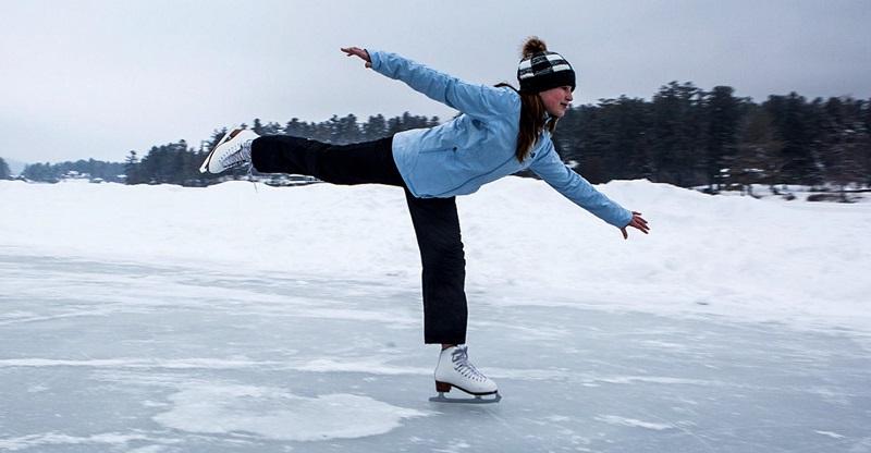 تعبیر خواب اسکیت روی یخ