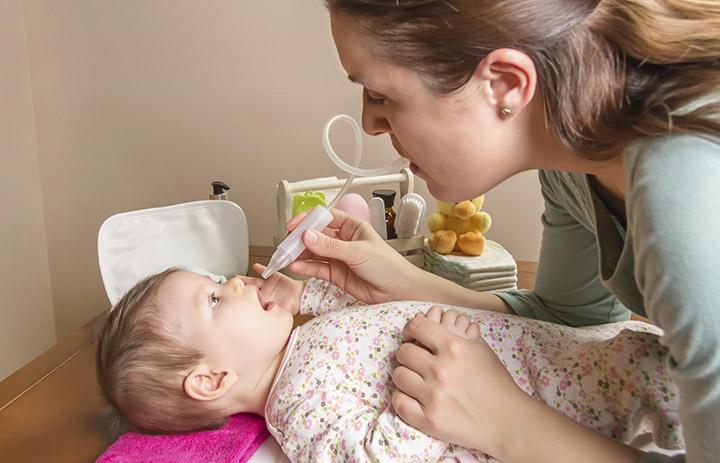 درمان سریع سرماخوردگی کودکان با طب سنتی