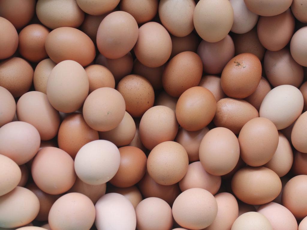 تخم مرغ سفید یا قهوه ای