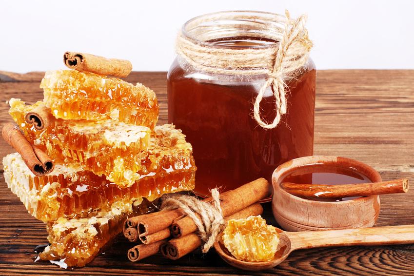 درمان زخم معده با عسل