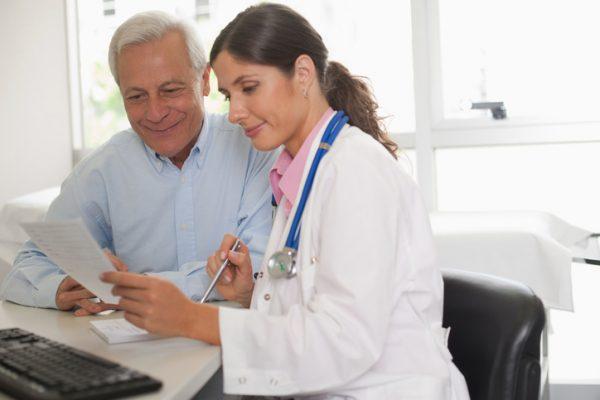 درمان یبوست سالمندان و افراد مسن