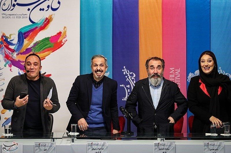 بیوگرافی و عکس های سید جواد رضویان بازیگر و کارگردان