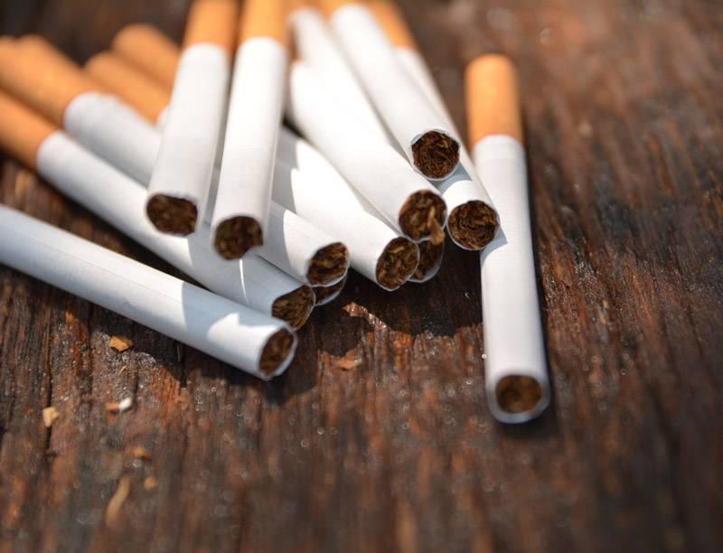 سیگار و کلسترول بالا