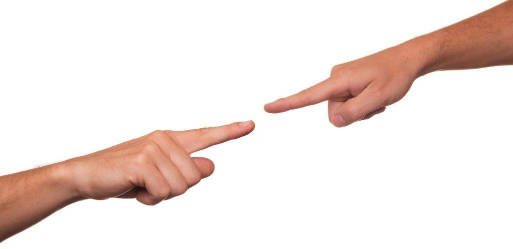 تعبیر خواب انگشت اشاره