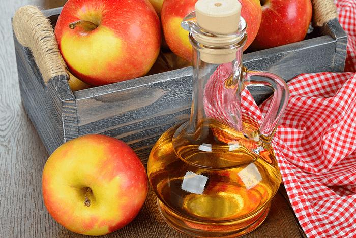 چگونه با سرکه سیب اسهال را درمان کنیم؟