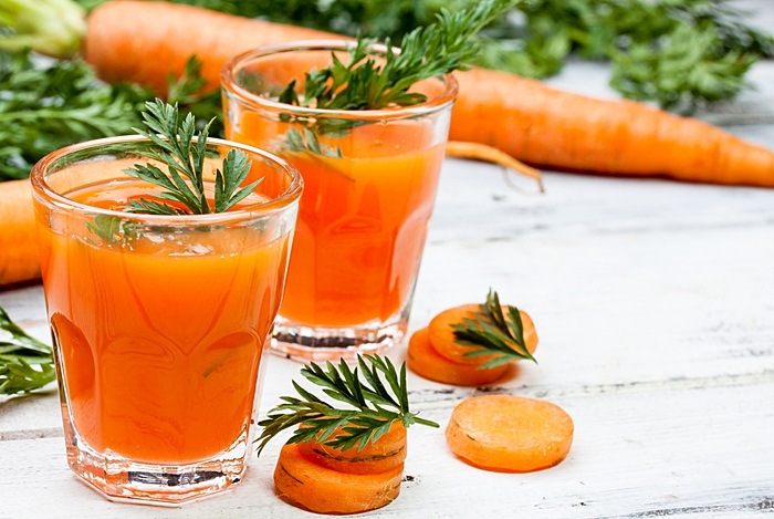 هویج و برگشتن اسید معده