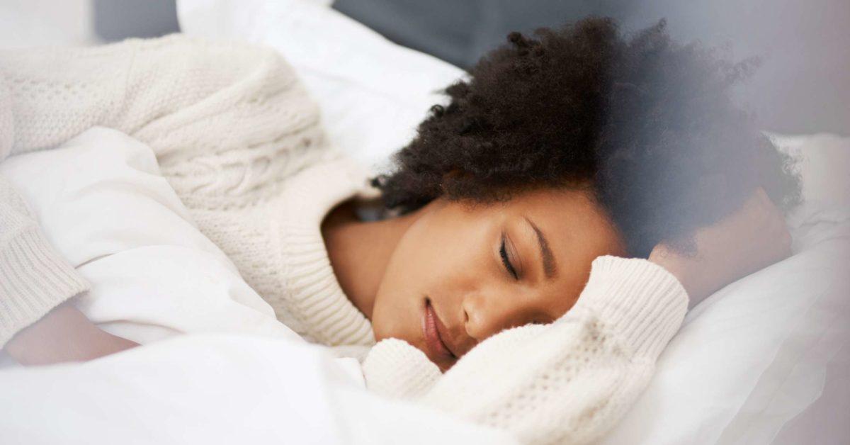 خواب راحت و عمیق