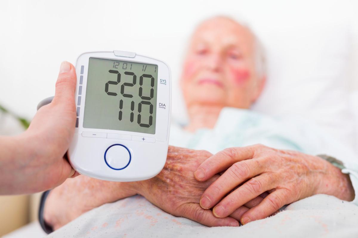 کاهش فشار خون در خانه