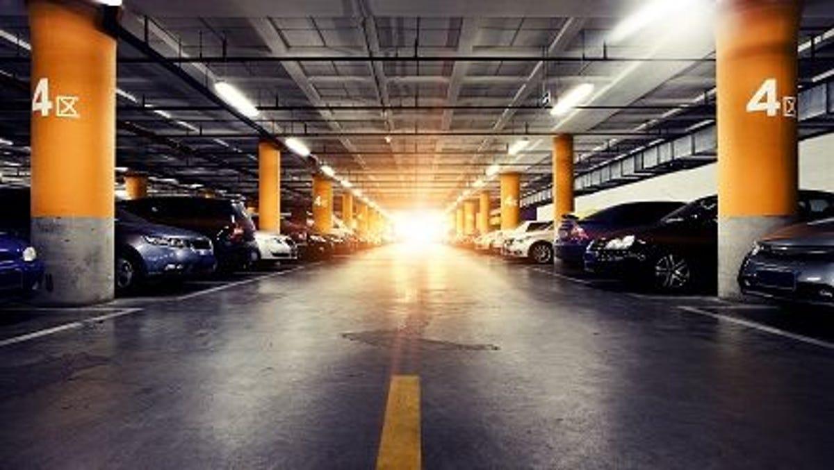 تعبیر خواب پارکینگ