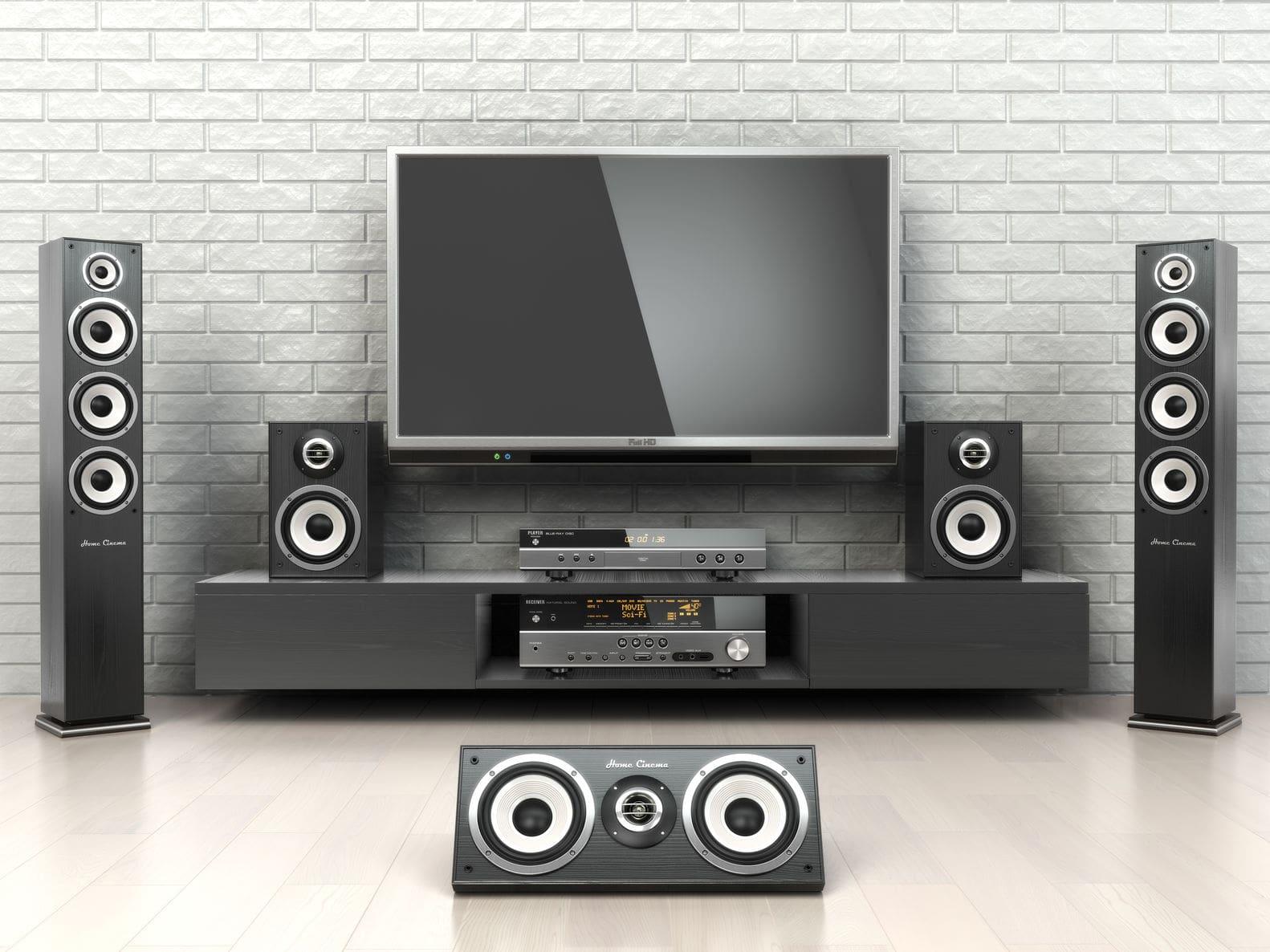 انتخاب سیستم صوتی خانگی
