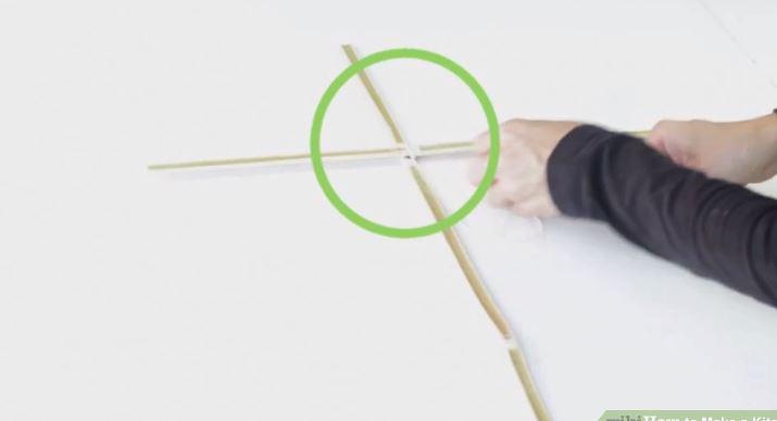 آموزش ساخت بادبادک دست ساز