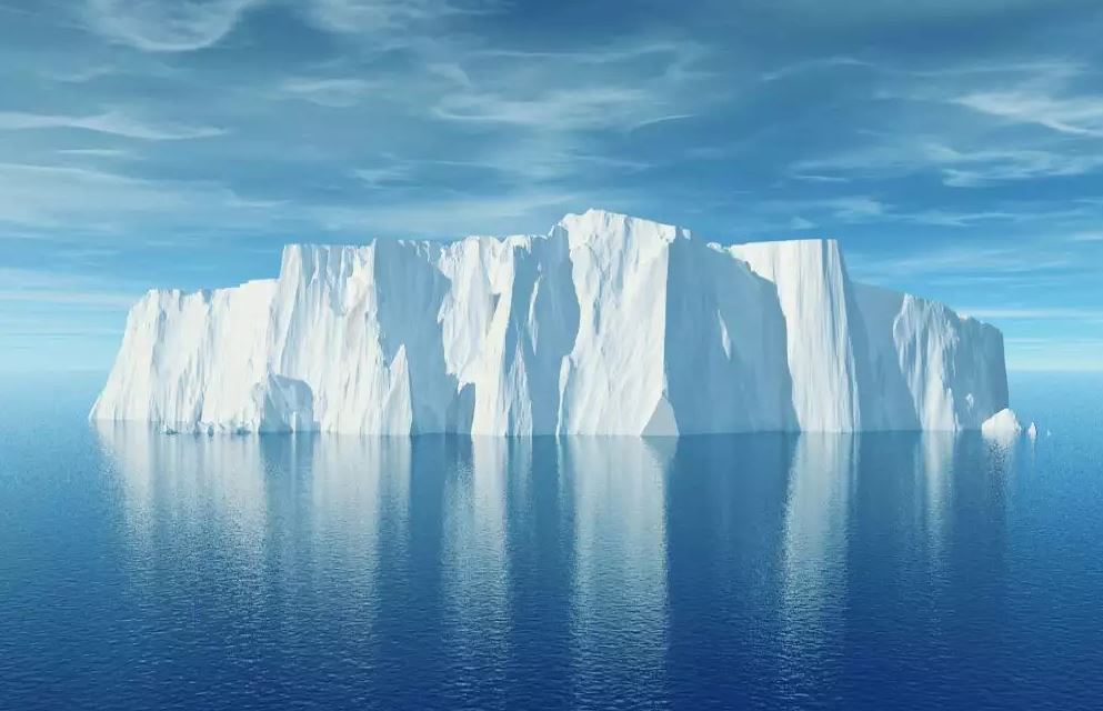تعبیر خواب کوه یخ