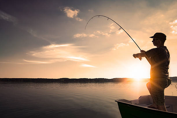 آموزش ماهیگیری در آب شیرین
