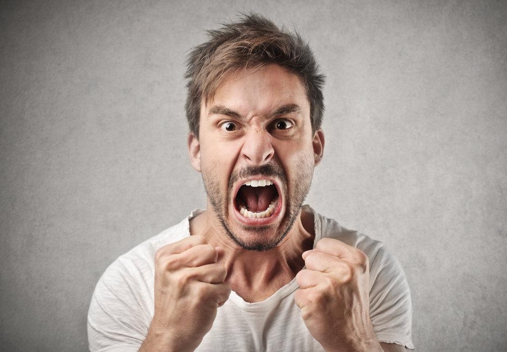 تعبیر خواب خشم