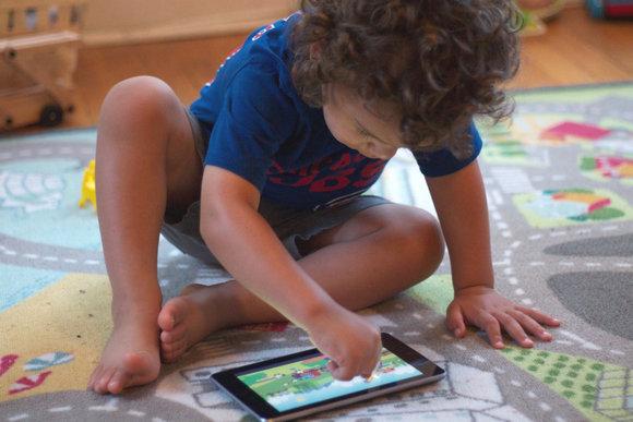 قفل کودک موبایل