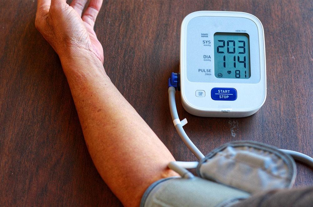 انواع درمان فشار خون بالا