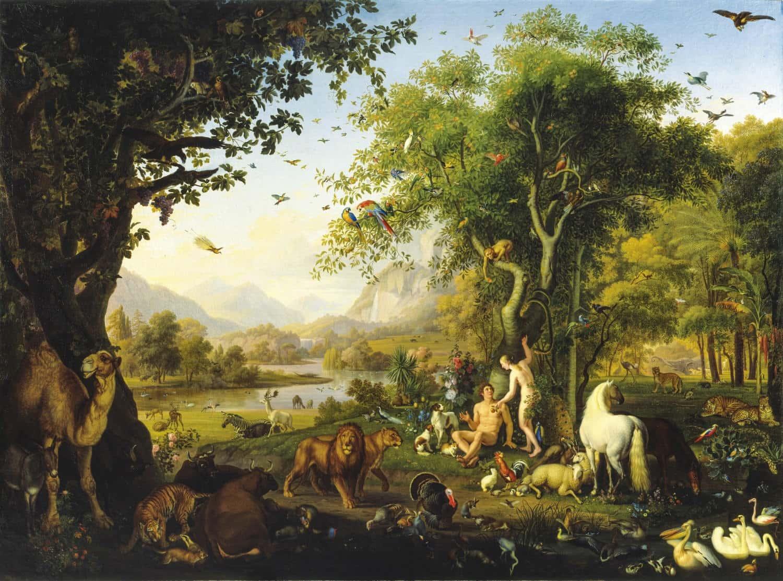 تعبیر خواب آدم و حوا
